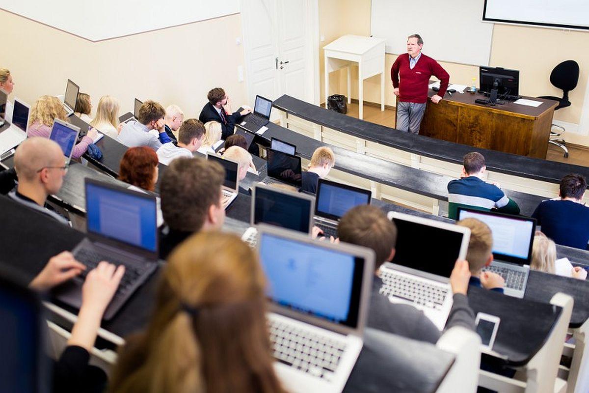Tasuta õppivaid tudengeid on viiendik enam kui kümnend tagasi