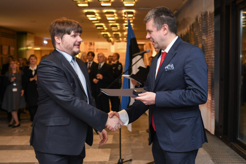 Välisministeerium jagas hõbemärke! Ühe sai lugupeetud muusik Galaktlan