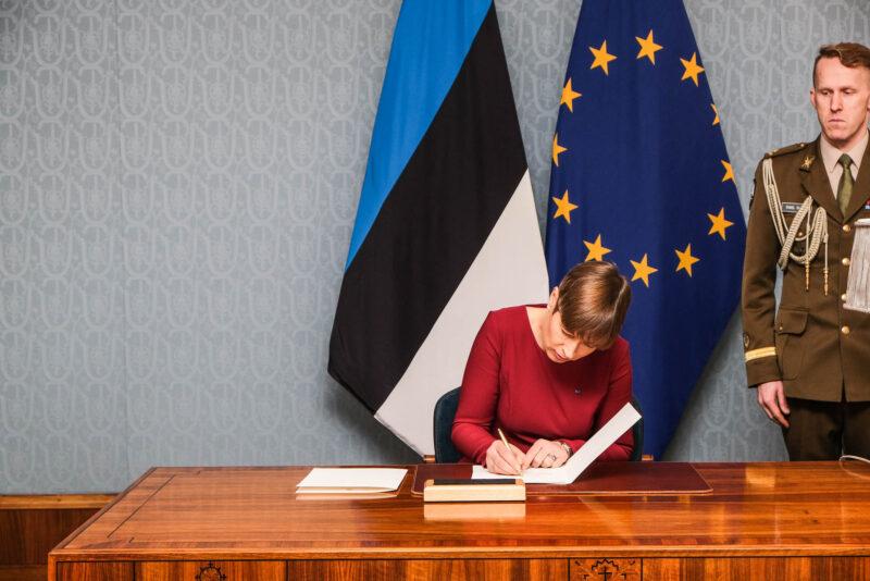 Vabariigi President nimetas ametisse maaeluministri