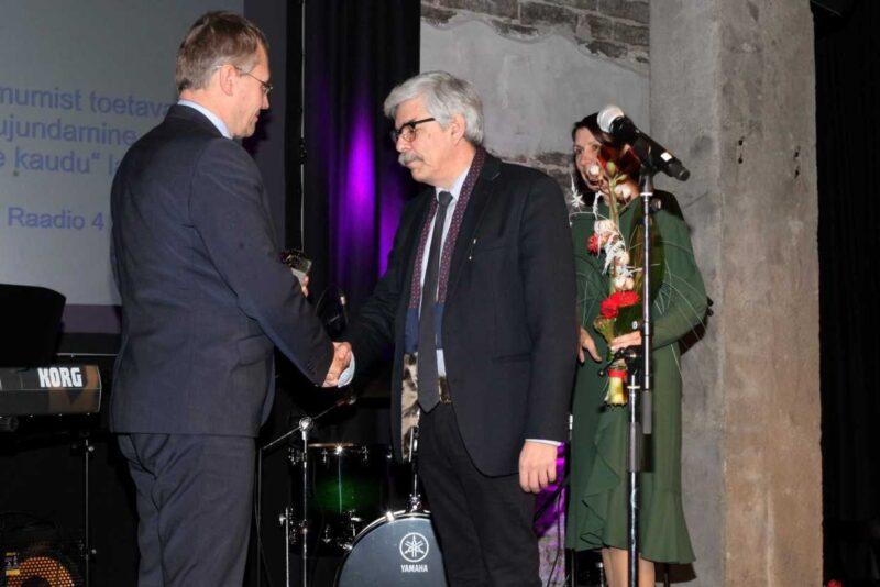 Kultuuriministeerium ja Integratsiooni Sihtasutus tunnustasid silmapaistvamaid lõimumisvaldkonna arendajad