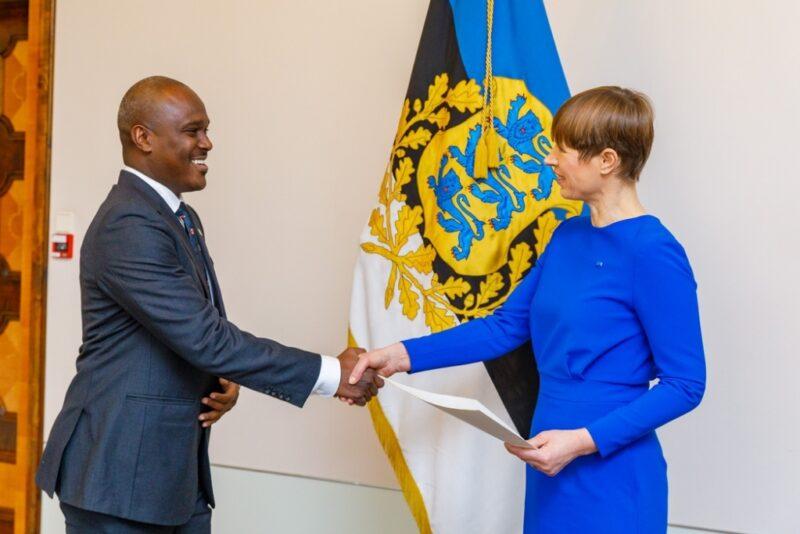 Eesti riigipeale andsid volikirjad Itaalia, Filipiinide, Eswatini ja Suriname suursaadikud