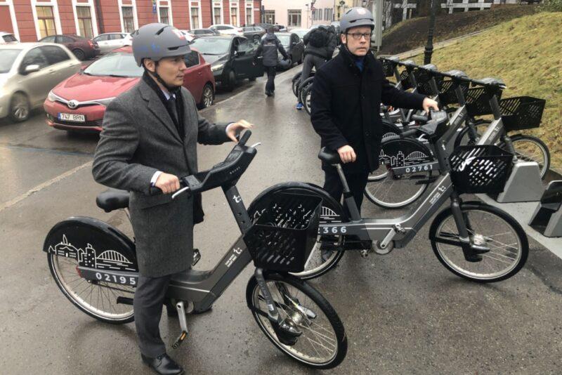 Tartu ja Tallinna linnapea arutasid koostöövõimalusi
