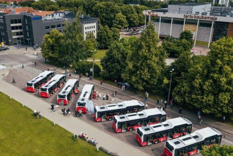 KIK toetas Tartu linnaliinibusside üleviimist rohegaasile