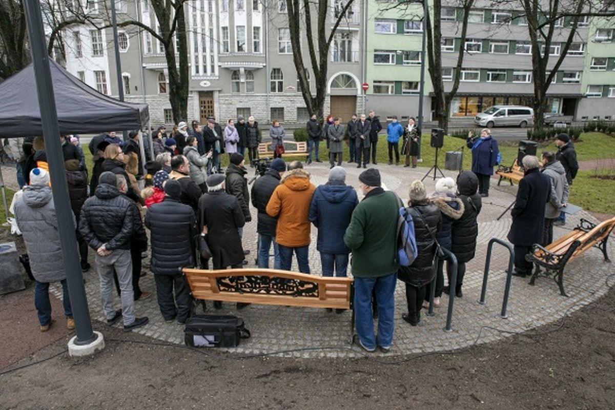Tallinna linnapea ja Gruusia suursaadik avasid haljaku