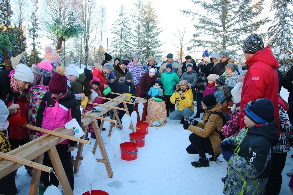 Külmarekordi aastapäeva tähistatakse talvetralliga