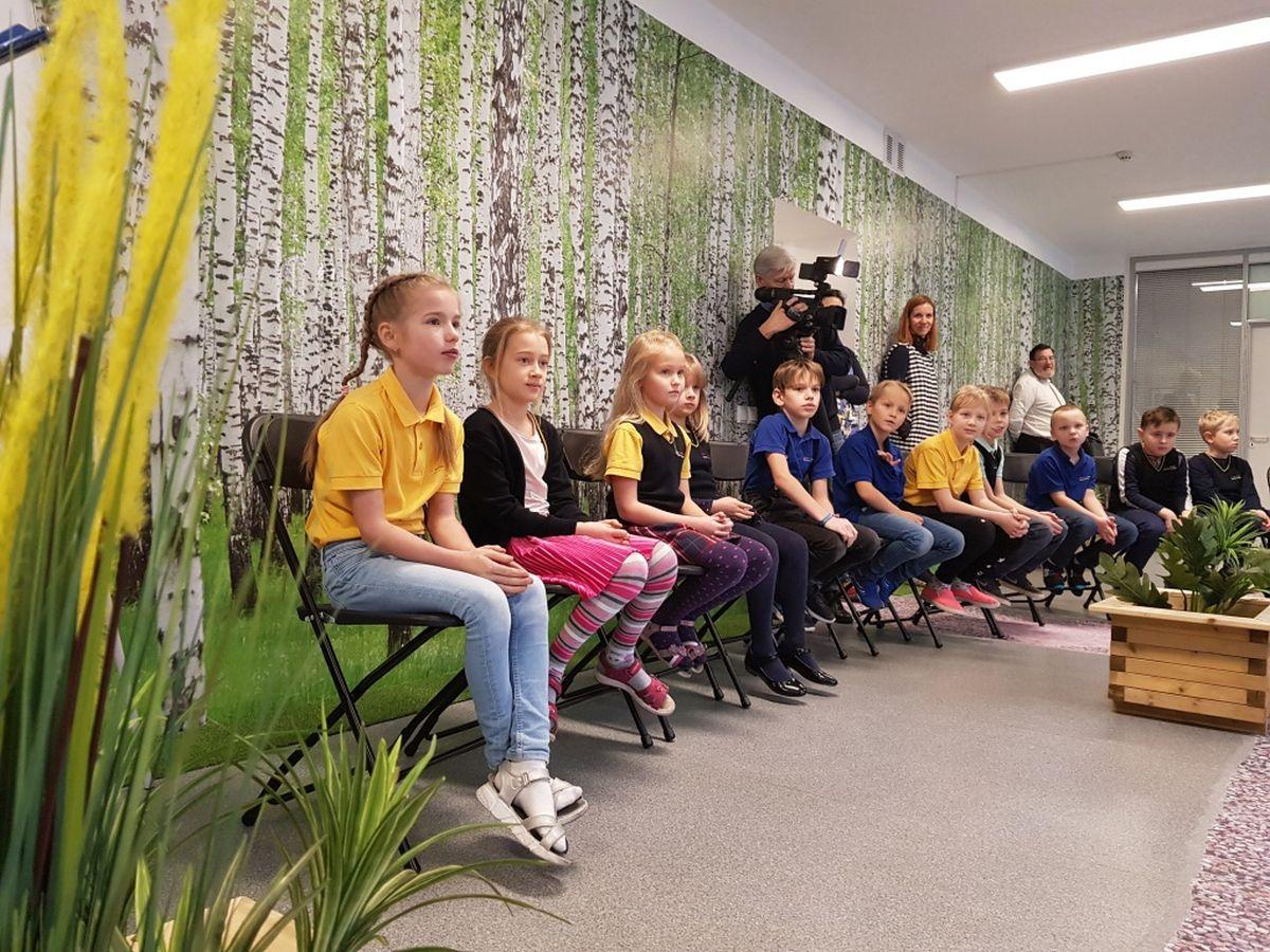 Tallinn avas ettevõtlusküla lastele ja noortele