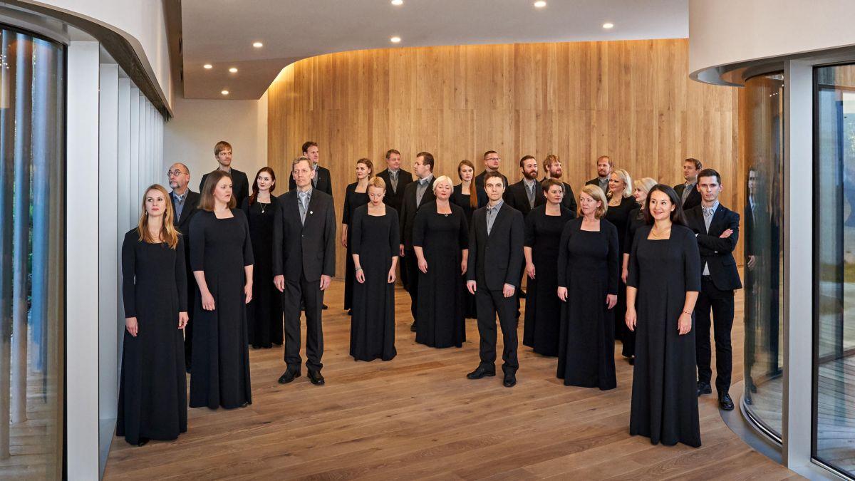 Eesti Filharmoonia Kammerkoor alustab turneed Hollandi kontserdimajades