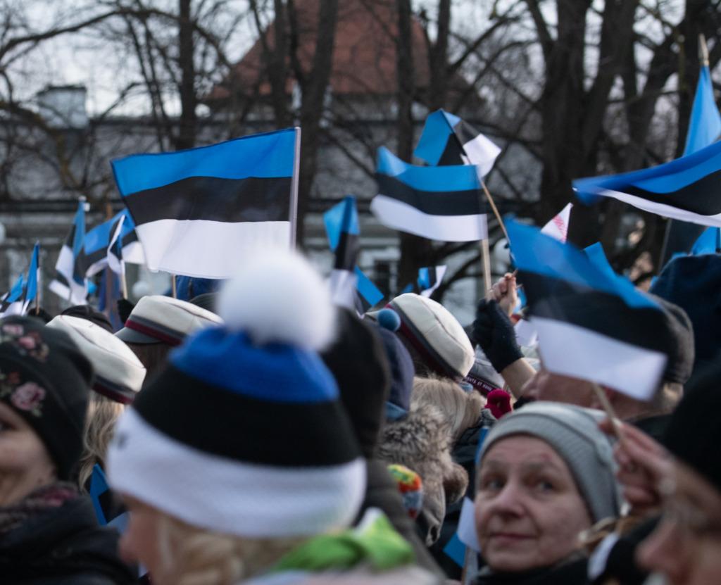 Eesti Vabariigi 102. aastapäeva lipuheiskamise tseremoonia Erik Peinar3