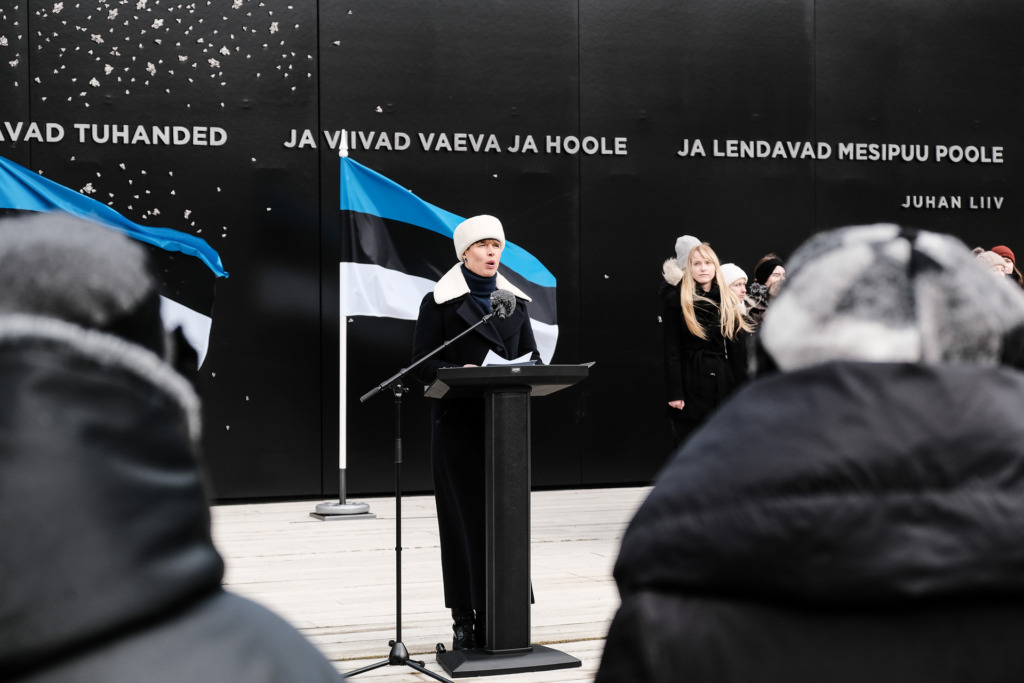 Kersti Kaljulaid Maarjamae1