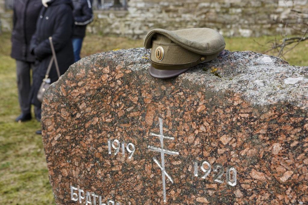 Loodearmee kalmistu 23.02.2020