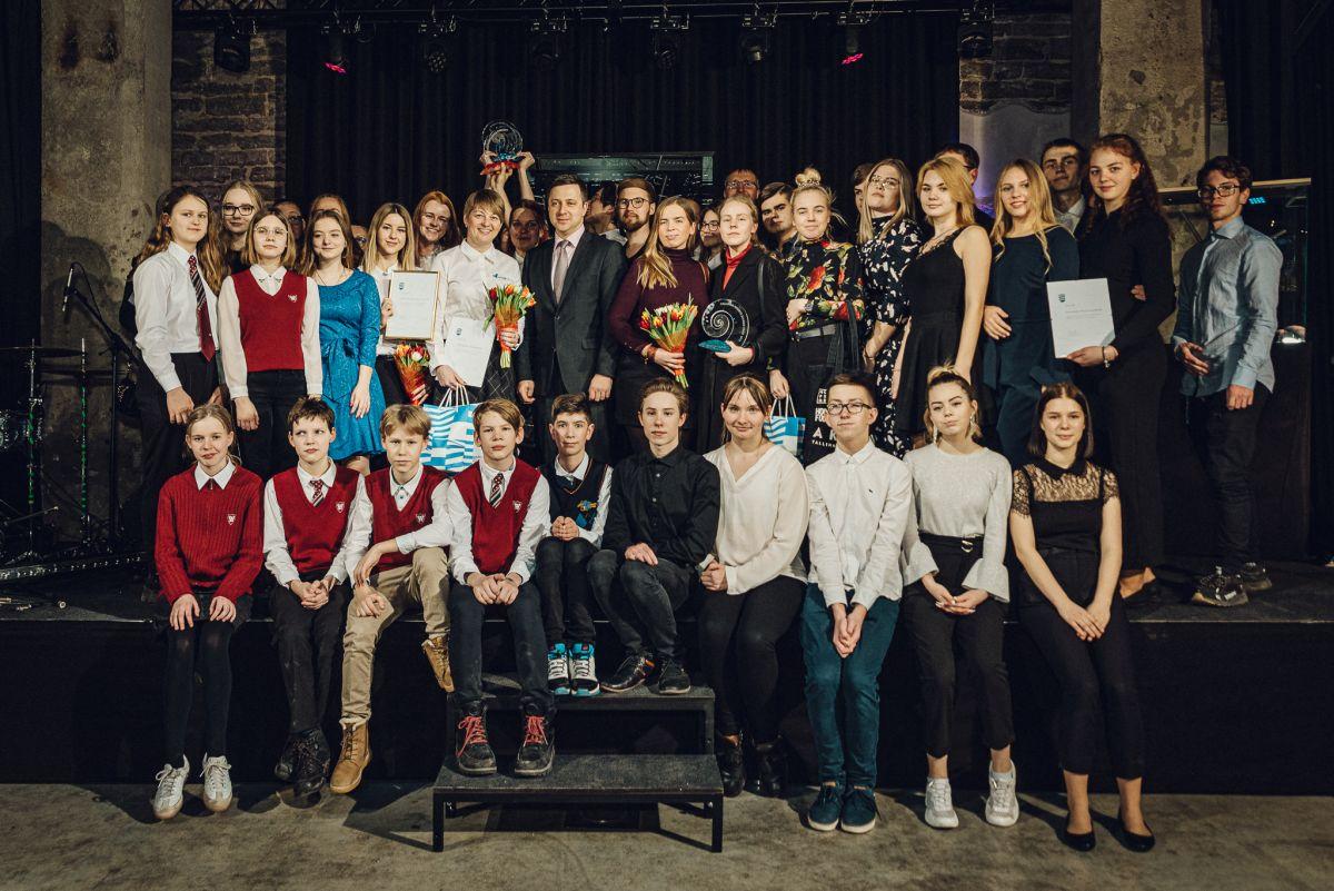 Tallinn kuulutas välja parimad teod ja tegijad noorsootöös