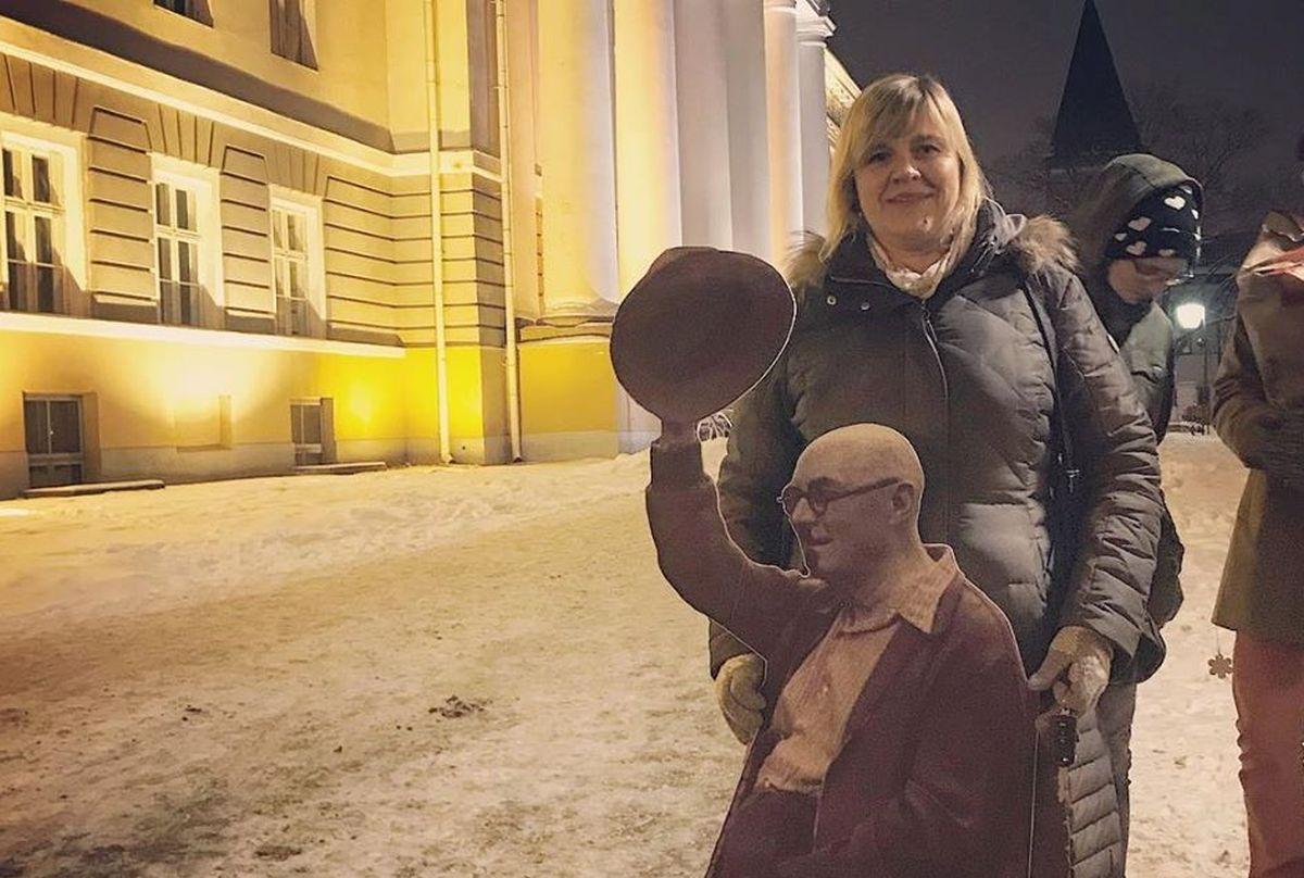 Triin Koch Laine Randjärv