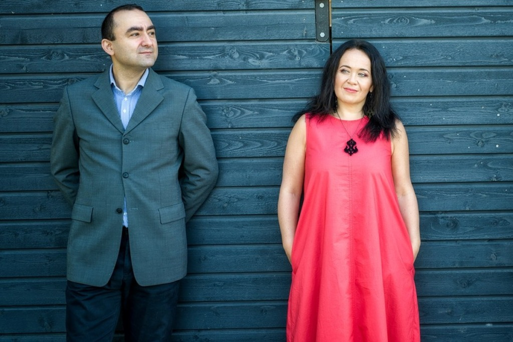 TASUTA ONLINE-KONTSERT I Ivi Rausi ja Ara Yaralyani online-kontsert toimub NUKU muuseumis