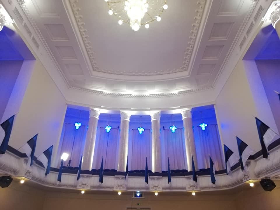 VIDEO I Estonia kontserdisaalis tähistati Eesti Kongressi kolmekümnendat aastapäeva