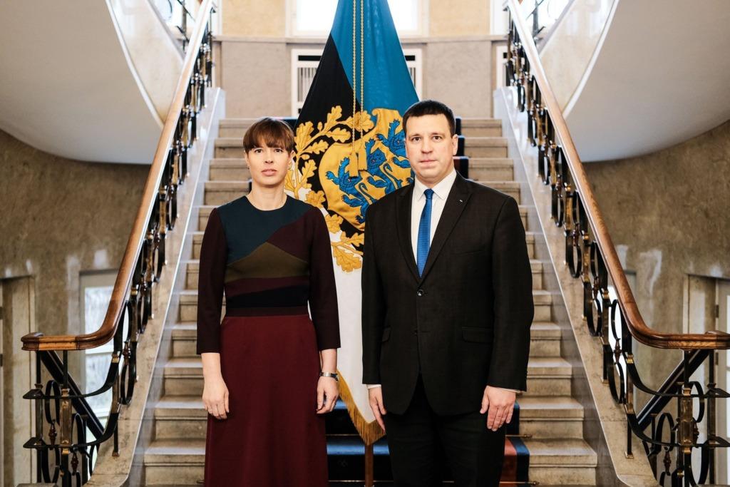 Kersti Kaljulaid paneb inimestele südamele: kuulake ja järgige Terviseameti soovitusi
