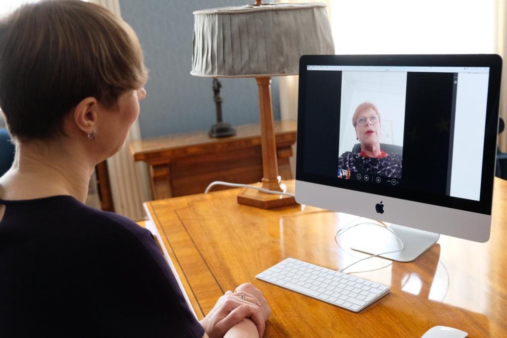 President Kersti Kaljulaid: jõudu tööle kõigile, kes meil leiva laual hoiavad!