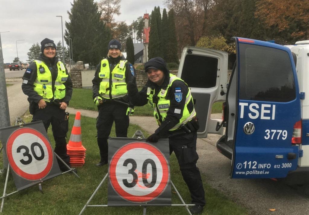 HEA UUDIS POLITSEILT I Eriolukorra hea mõju: politsei ei saanud teateid liiklusõnnetustest