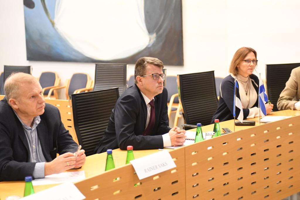 KOROONAKRIISI TÖÖGRUPP I Eesti ja Soome välisminister loovad koroonakriisi töögrupi