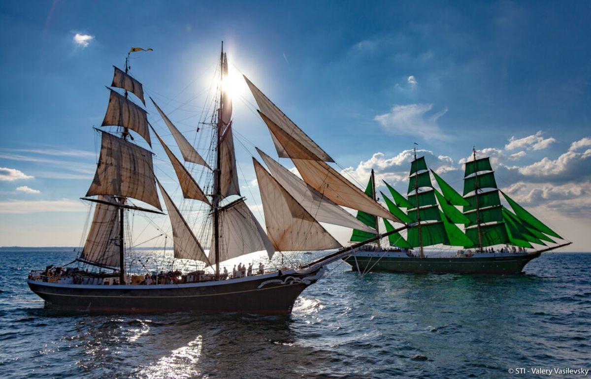 Tallinn katab noorte koolituskulud rahvusvahelisel purjeõpperegatil