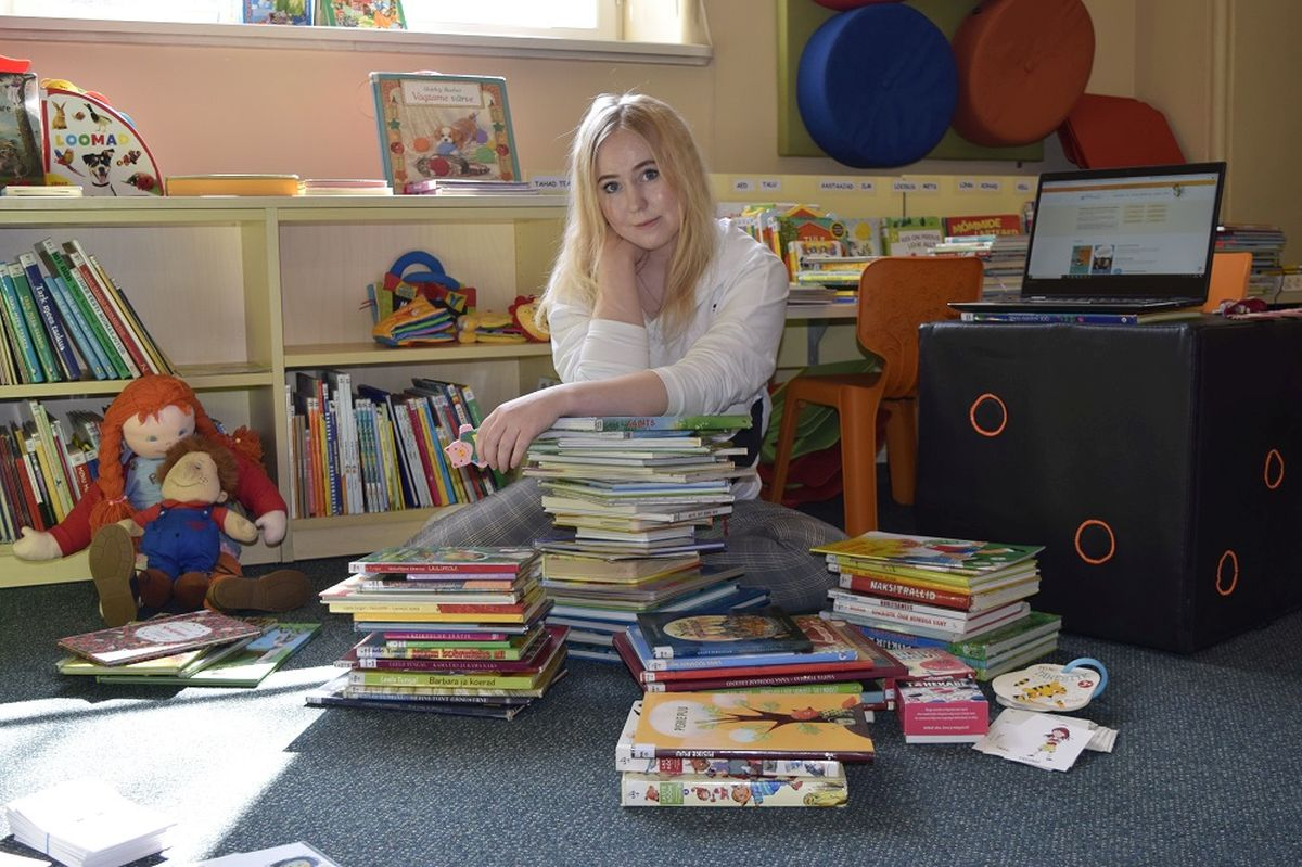 RAAMATUKOGUTUNNID I Raamatukogu kutsub lasteaiarühmi ja klasse veebisildade kaudu külla