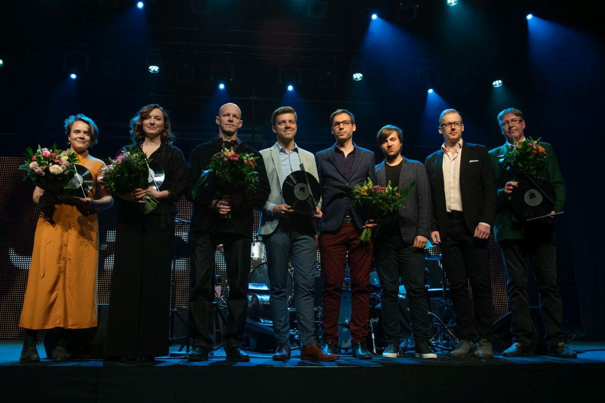 DIGITAALNE OTSEÜLEKANNE I Eesti Jazziauhindade jagamine toimub esmakordselt digitaalse otseülekandena