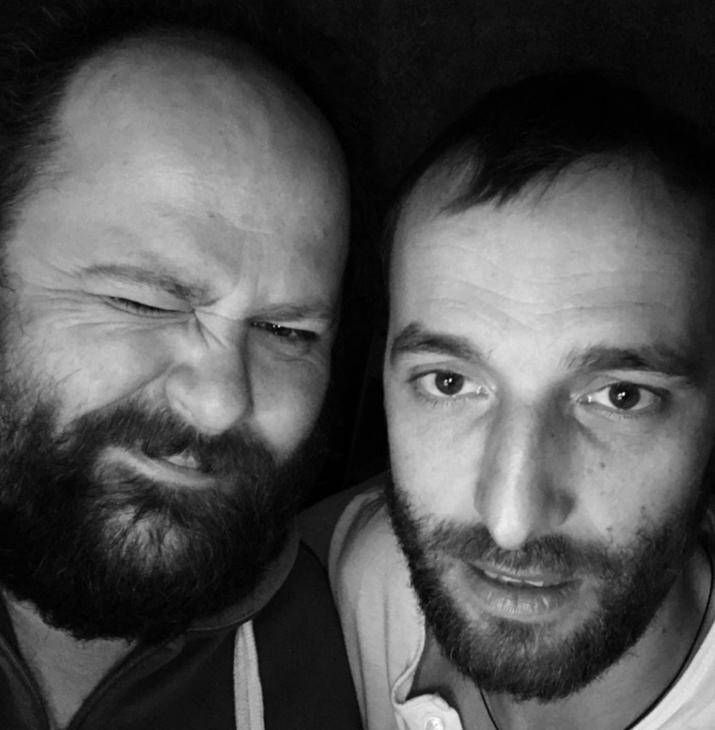 Märt Avandi ja Jaan Pehk
