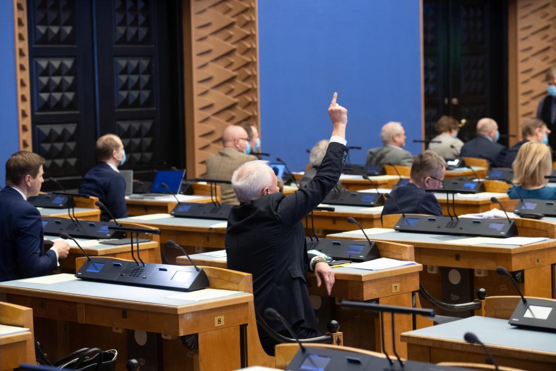 EKSPERTKOMISJON I Menetlusse võeti eelnõu COVID-19 analüüsi ekspertkomisjoni moodustamise kohta