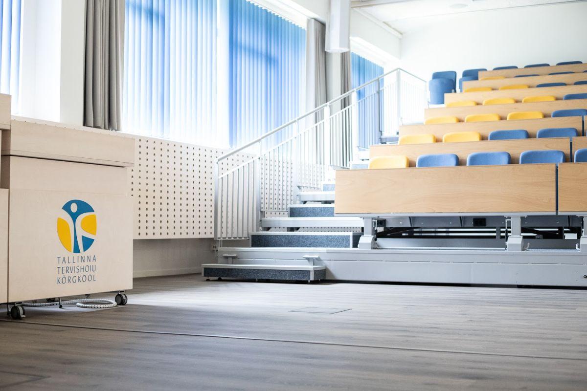 Tallinna Tervishoiu Kõrgkooli aula