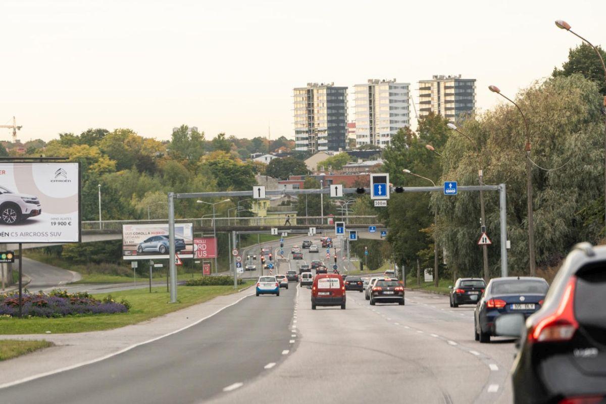Tallinna linnaliiklus