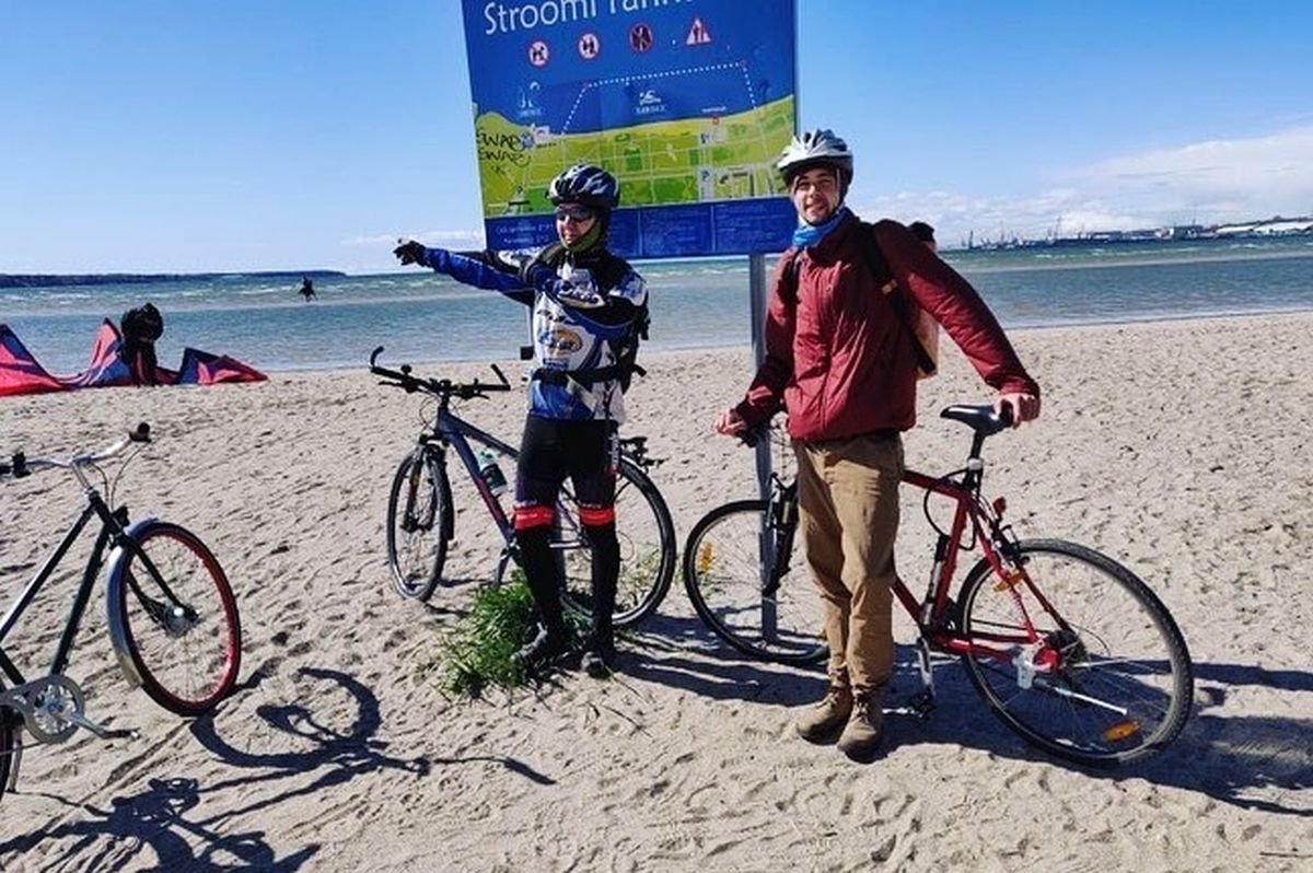 Noortekeskuse jalgrattamatk