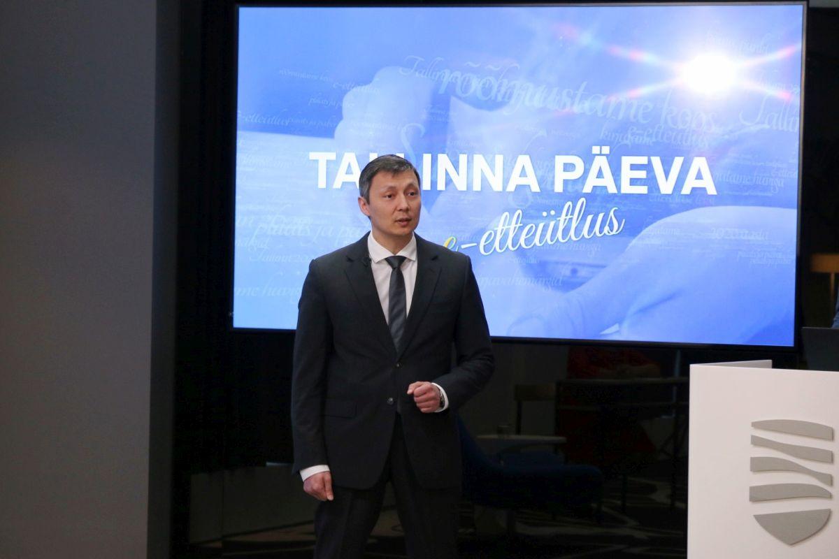 TALLINNA PÄEV I Tallinna päeva e-etteütlust kirjutas rekordarv osalejaid