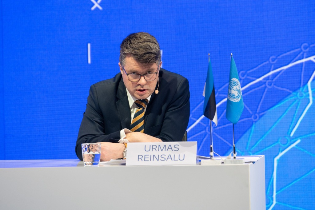 Urmas Reinsalu Raigo Pajula