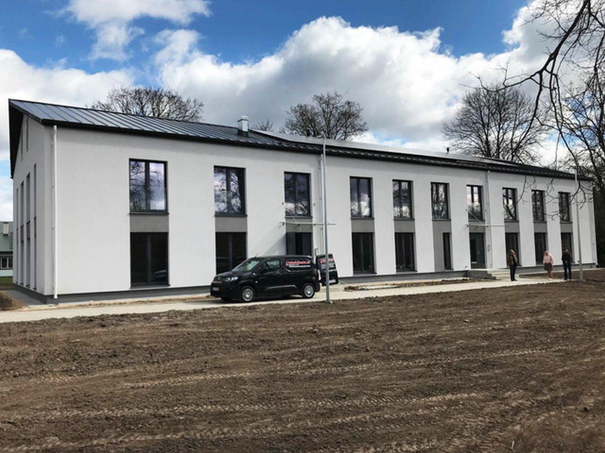 KOHALIK TÖÖHÕIVE I Viljandimaal valmis üürimaja kohaliku tööhõive soodustamiseks