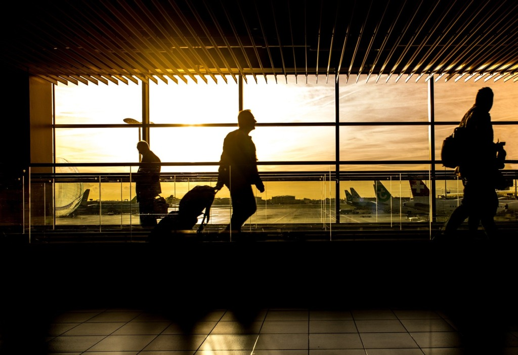 airport.Pixabay