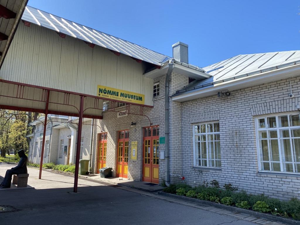 MUUSEUM AVATUD I Nõmme muuseum on taas avatud