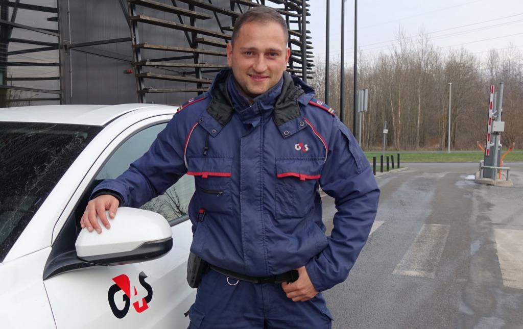 TUNNUSTUS I Aasta turvatöötajaks valiti G4S turvatöötaja Dmitri Tšernõhh