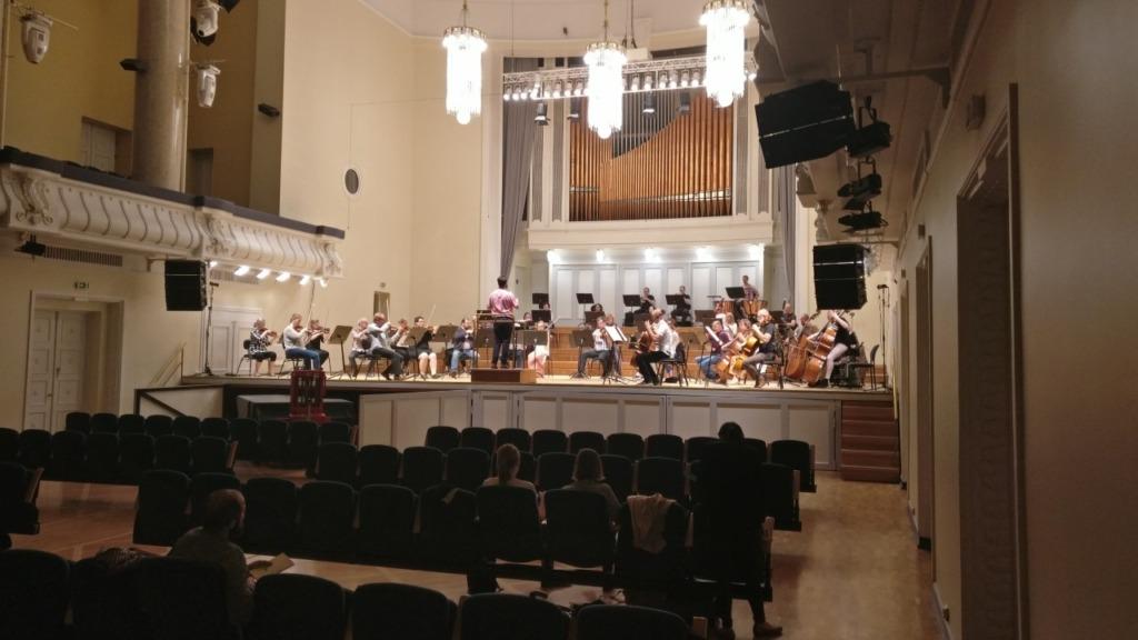 ERSO ja EMTA ühendasid jõud, et noored dirigendid saaksid tuule tiibadesse