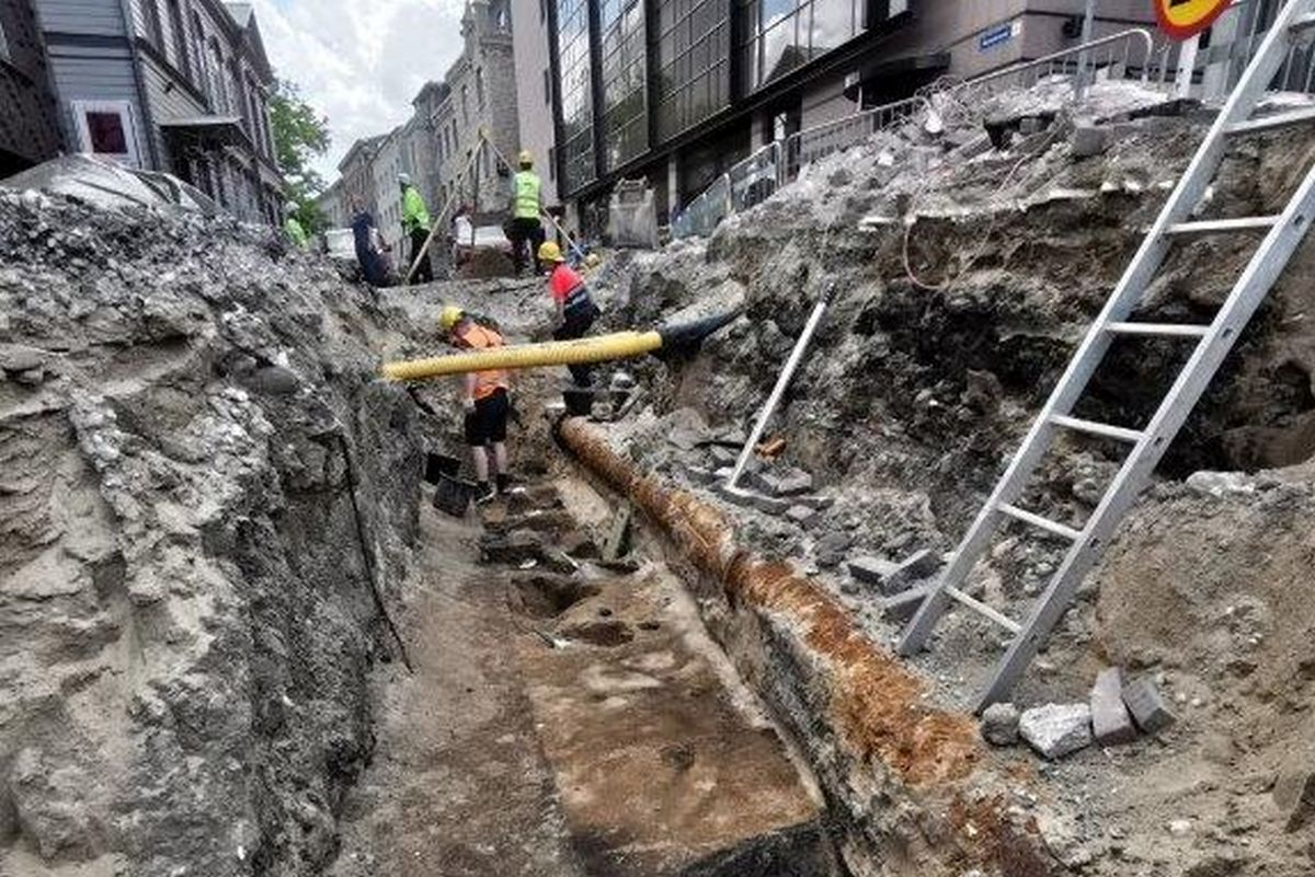 Kaevamised Roosikrantsi tänaval_ Foto Ragnar Nurk (esipilt)