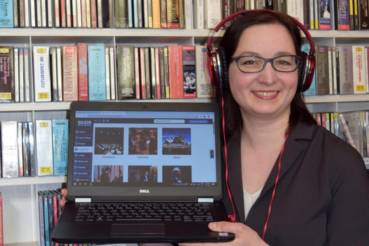 HEA UUDIS I Tallinna Keskraamatukogu pakub veebi teel kuulamiseks laia valikut klassikalist muusikat ja džässi