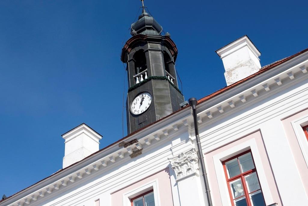 Tartu kellamängul kõlab Gustav Adolfi päeval Rootsi helilooja Georg Riedeli looming