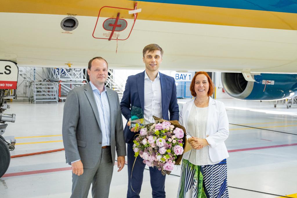 PALJU ÕNNE! Eesti parim praktikakoht on Magnetic MRO