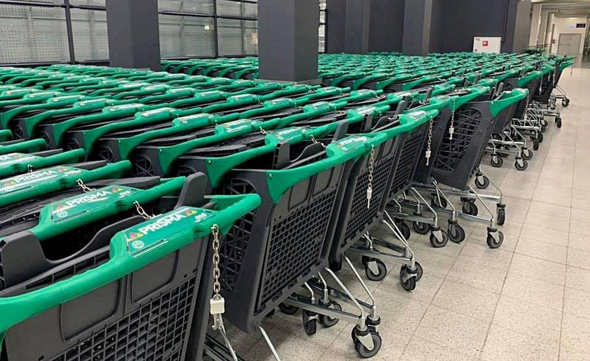 TAASKASUTUS I Prisma kauplused on kogunud kokku 213 000 ilma pandimärgita pakendit, mis suunatakse taaskasutusse