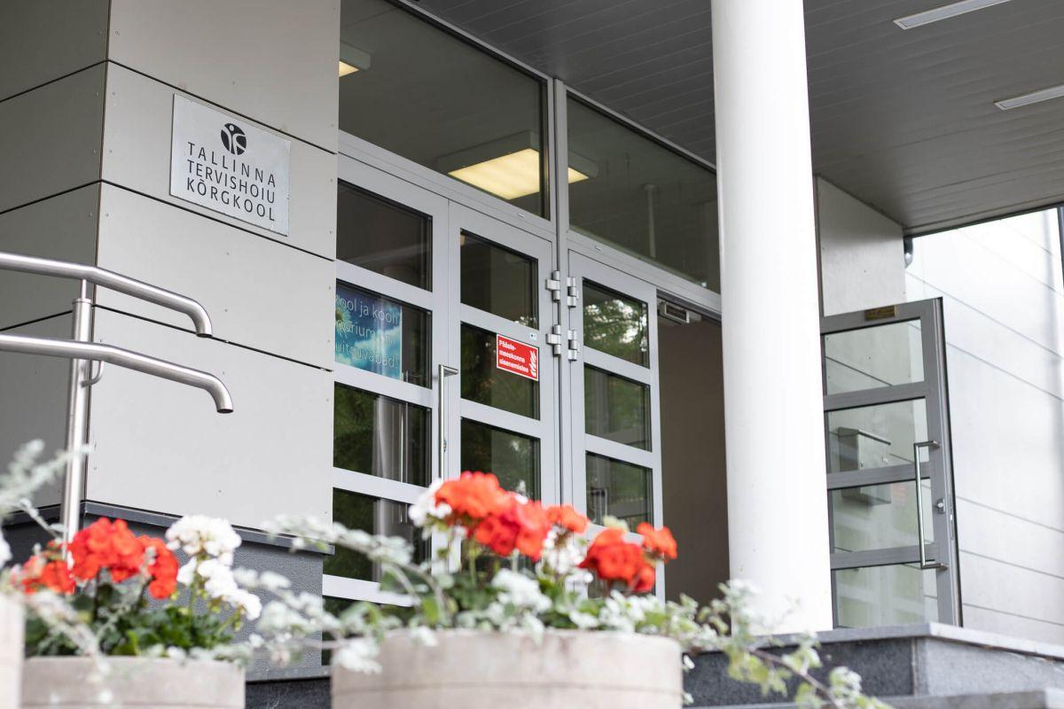 Tallinna Tervishoiu Kõrgkooli Tallinna õppehoone
