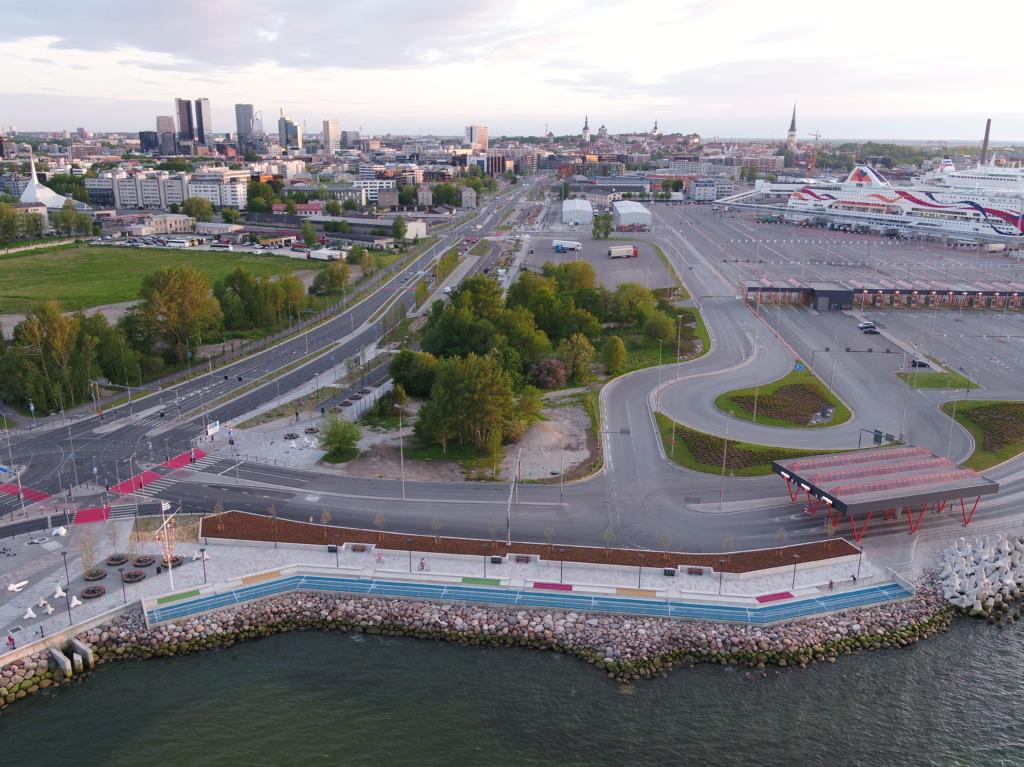 AVASTA TALLINNAT I Mereäärne Tallinn kutsub avastama: valmis Pikksilma promenaad