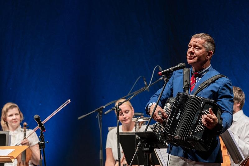 OTSA AARIAD I Narva Ooperipäevadel esitavad Georg Otsa kuulsaks lauldud aariad Marko Matvere ja Pavlo Balakin
