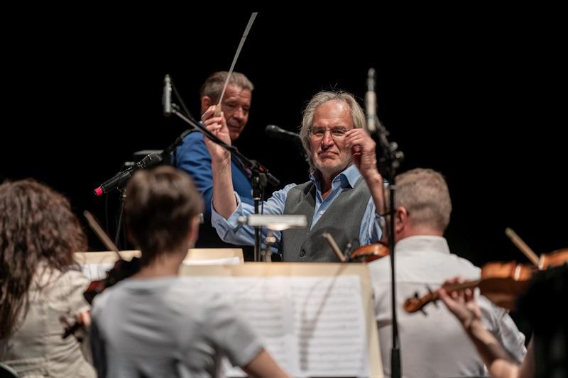 """FOTOD I """"Vana madrus"""" kontserdil kõlasid eestikeelsete merelaulude uued seaded"""