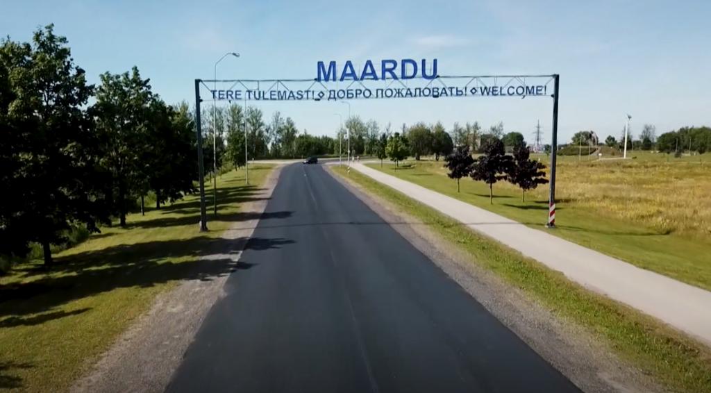 MAARDU 40 I Endine tööstuslinn on teinud läbi täieliku ümbersünni