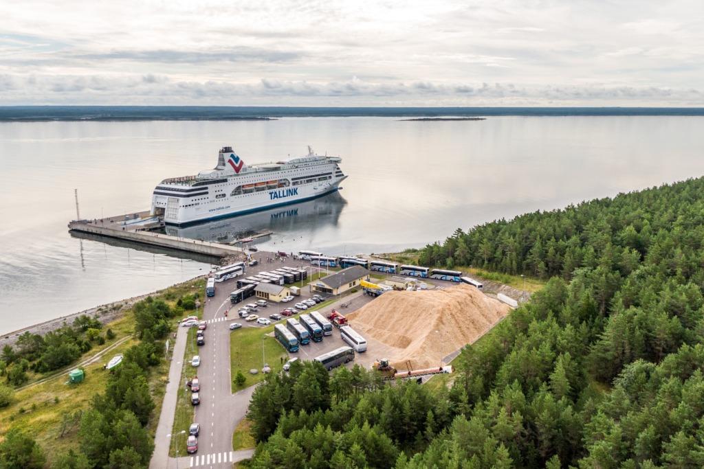 SELLE HOOAJA ESIMENE I Saaremaa sadamat külastab selle hooaja esimene kruiisilaev
