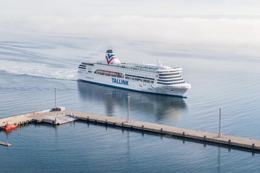 VIDEO I Kruiisilaevaga tulnud Soome turistid vallutasid üheks päevaks Saaremaa