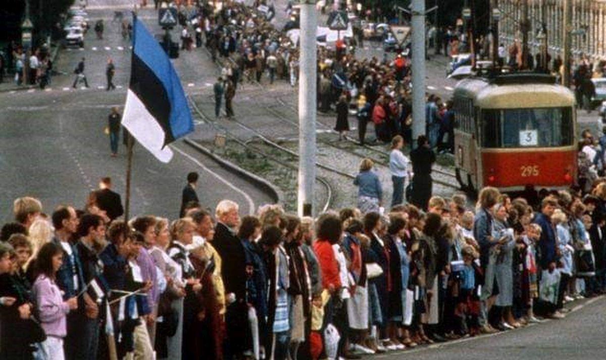 VABADUSE NIMEL I 23. augustil toimub inimkett Valgevene toetuseks